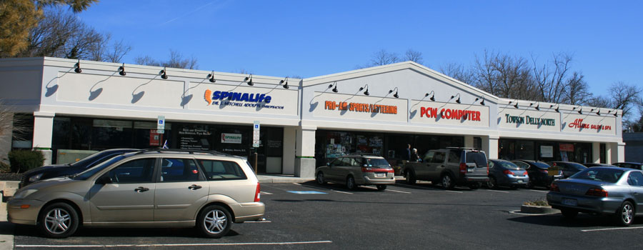 1711 York Road Shopping Center